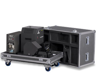 DDM 15 Front - Degauss Disk Destruction Equipment