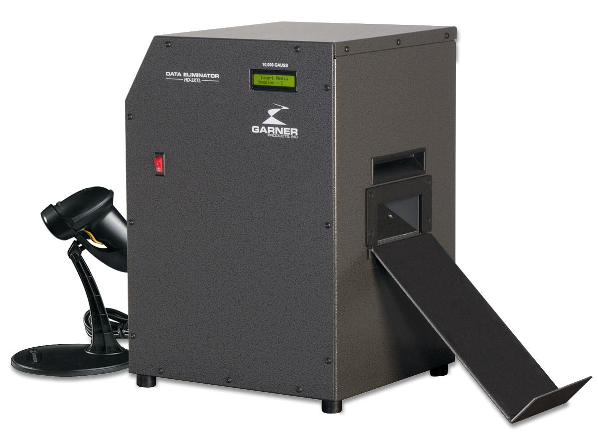 3 Second Bulk Degaussing | Slide Degausser | Garner Products, Inc.