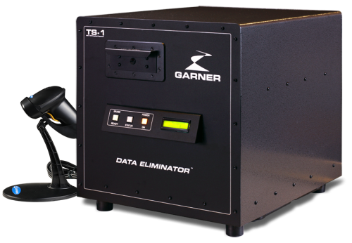 Hard Drive Degaussing & Tape Degausser | NSA/CSS EPL-Listed